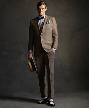 gatsby brooks brothers - 1920s styles for men via mylusciouslife.jpeg